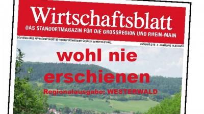 Wirtschaftsblatt Standortmagazin