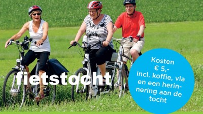 fietstocht 50plus - Stadtanzeiger Landgraaf