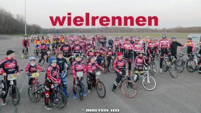 wielrennen - trainingen kunnen plaatsvinden op de wielerbaan