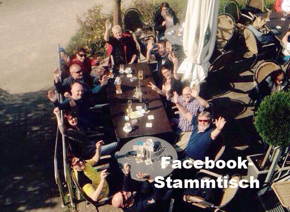 5. Facebook-Stammtisch