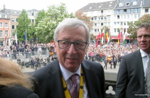 Karlspreis 2015