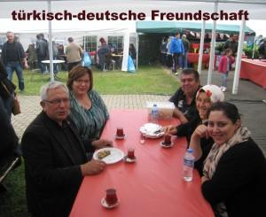 Die CDU war zur Kermesi 2015 dabei