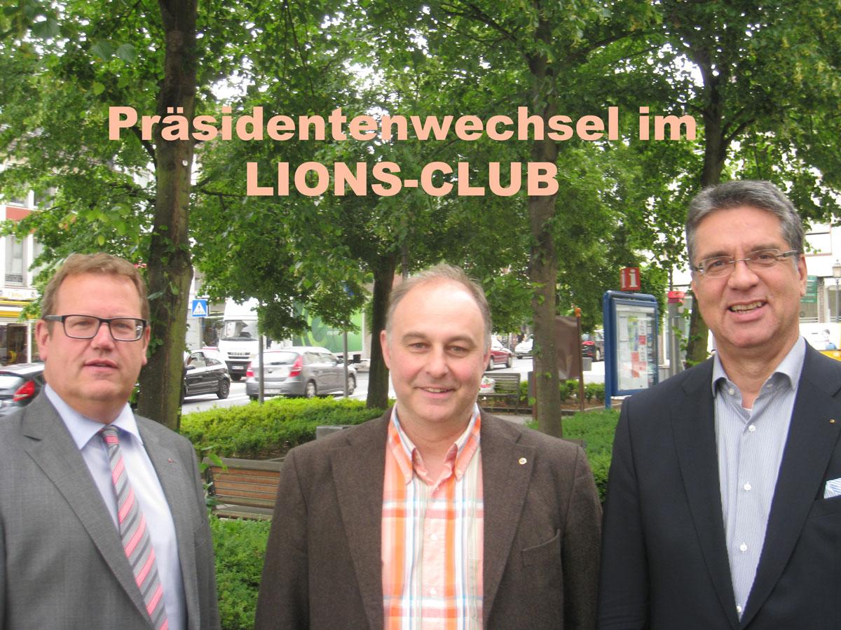Lions Club Übach-Palenberg/Geilenkirchen erfolgreich