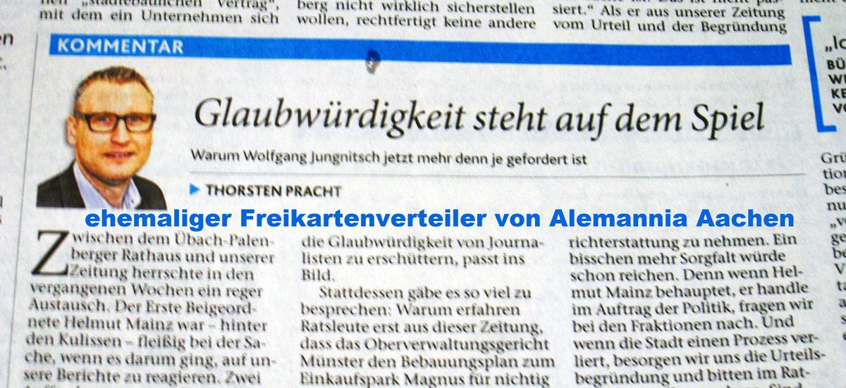 Thorsten Pracht - wirklich eine wahre Pracht!
