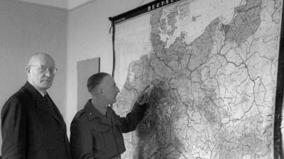 Rückkehr Deutschlands zur Demokratie 1945 - Stadtanzeiger