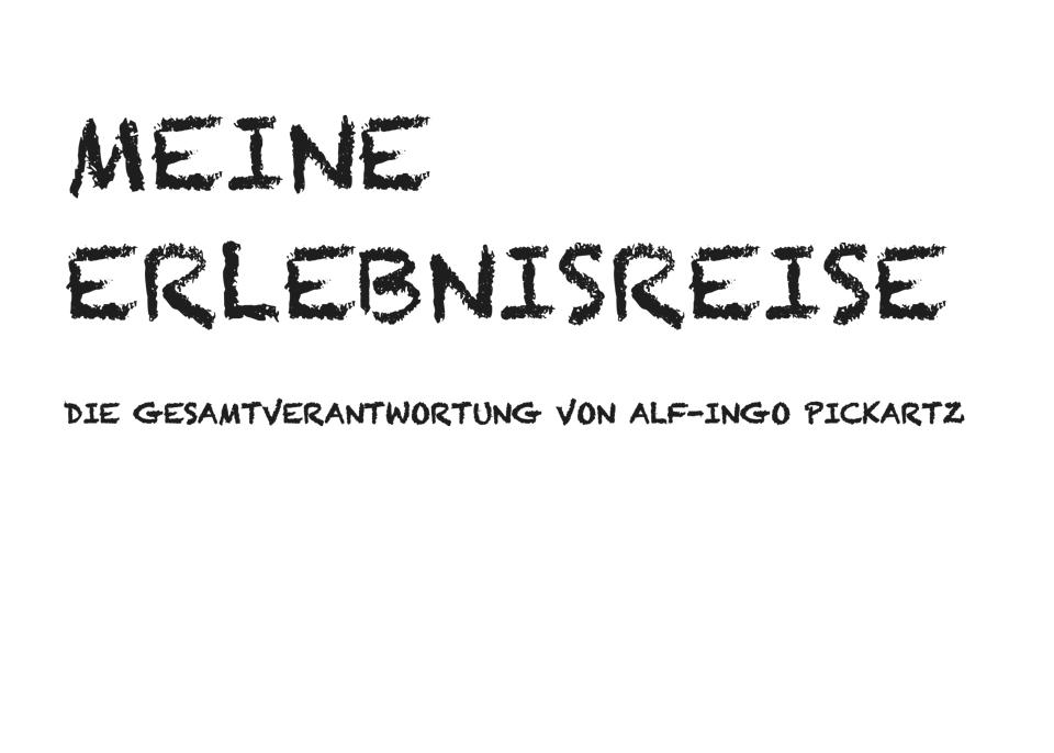 Wahre Begebenheiten zur sog. Propaganda-Affäre – Teil 13 - Alf-Ingo Pickartz